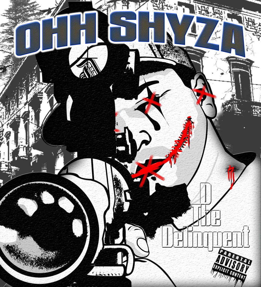 """OHH SHYZA"" AVAILABLE NOW! AVAILABLE EVERYWHERE!"