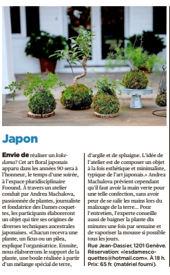 Tribune de Genève - 29 janvier 2019