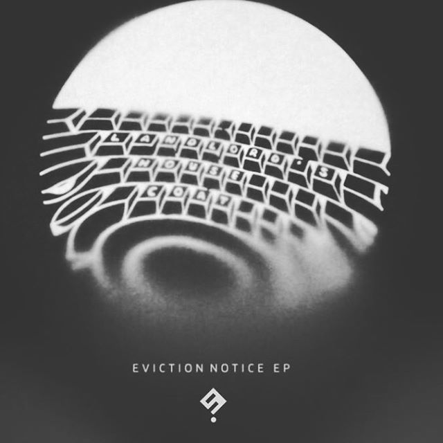 @landlordshousecoat ep #evictionnotice is available for pre sale #medallionsounds out the 3rd march and includes remixes from @touchy_subject and ITOA