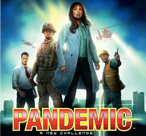 Save humanity from the deadly pandemic