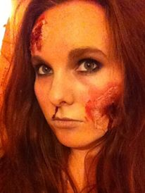 Zombie SFX make-up