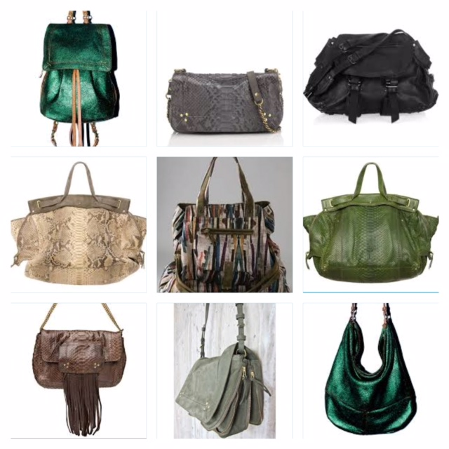 Other Jerome Dreyfuss bags.