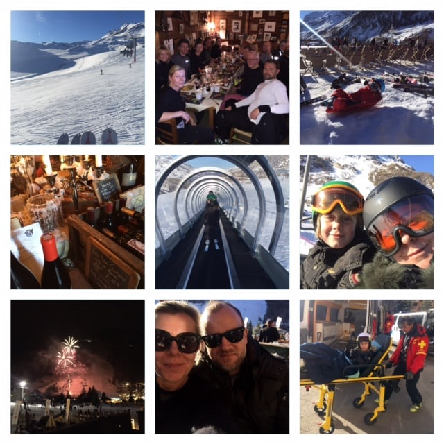 Activities in Val D´isere