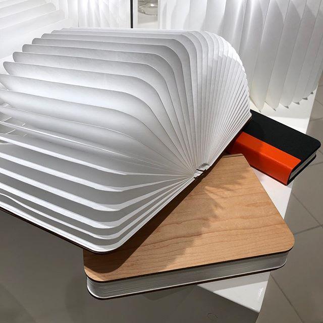 Amazing book lamps @paustian_dk