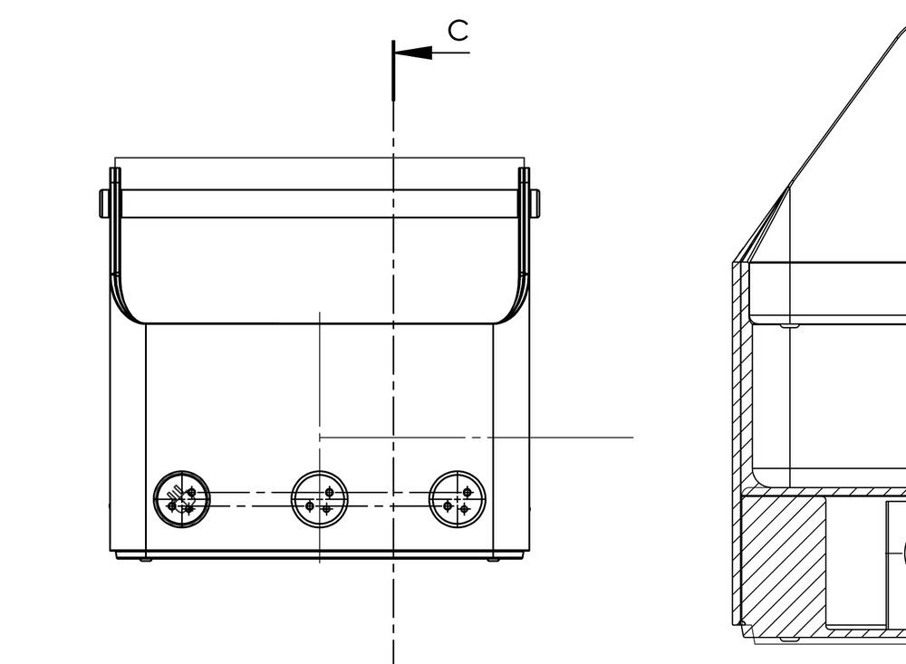 Station de Branchement  2 BTS Design de produits