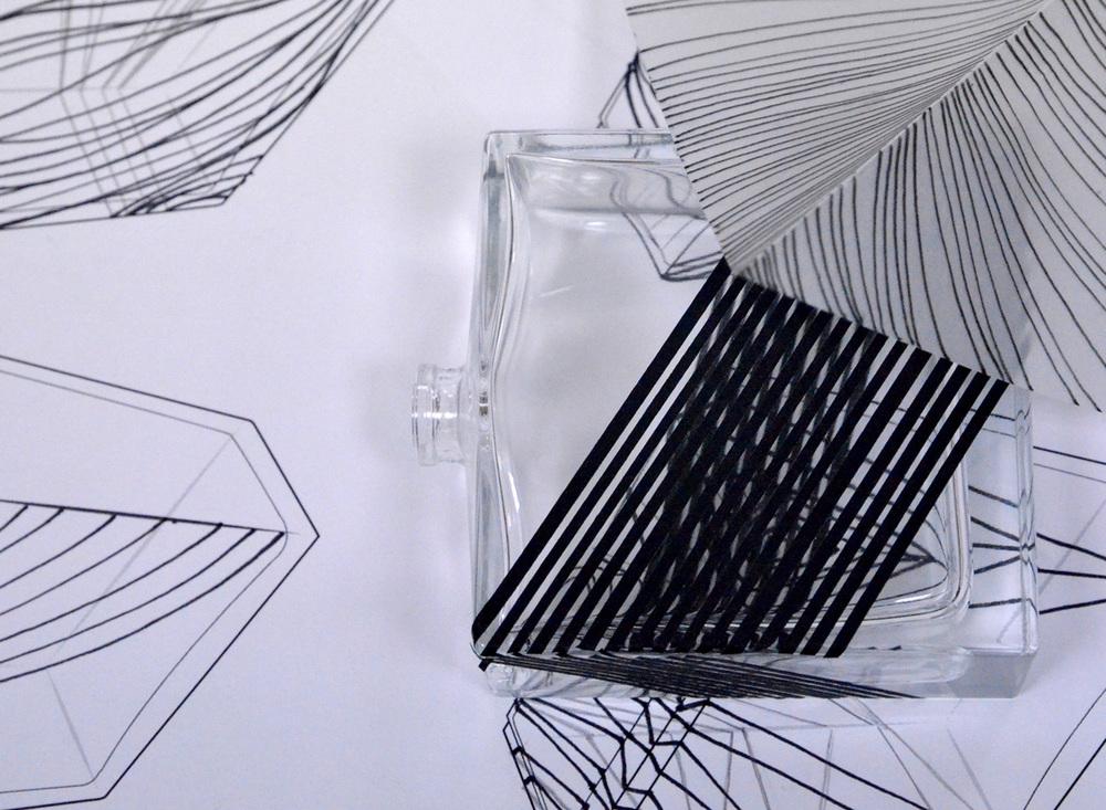 Habiller le flacon  2 BTS Design de produits