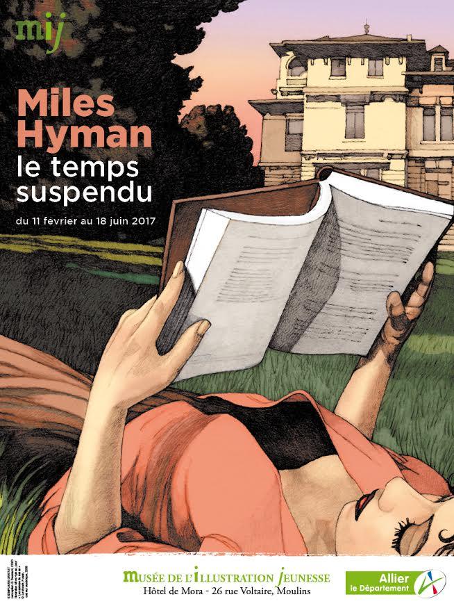 Musée de l'Illustration Jeunesse Moulins