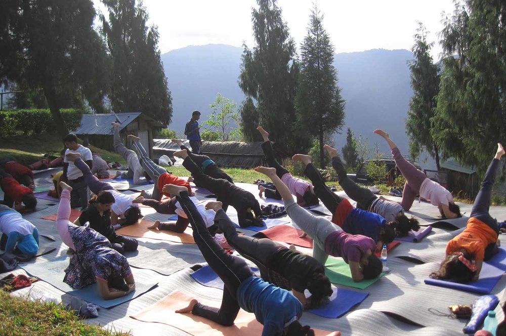 Mystic Yoga Retreat