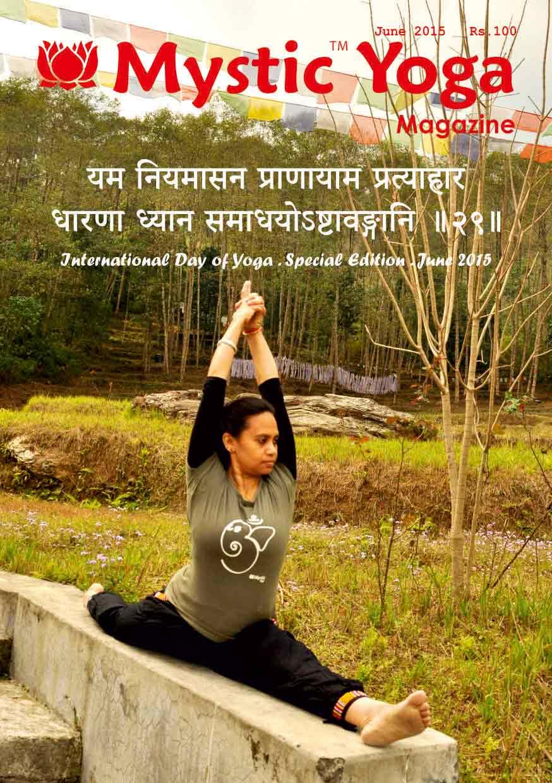 Mystic Yoga Magazine - Special Edition