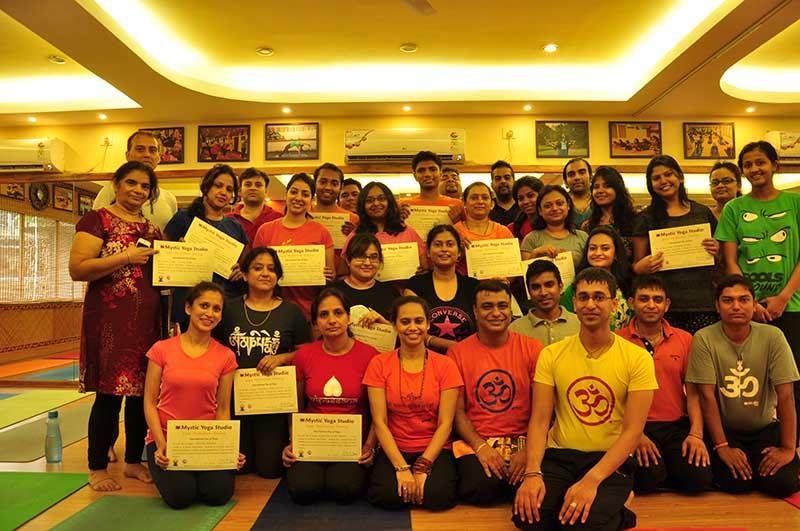 Mystic Yoga Studio, Camac Street