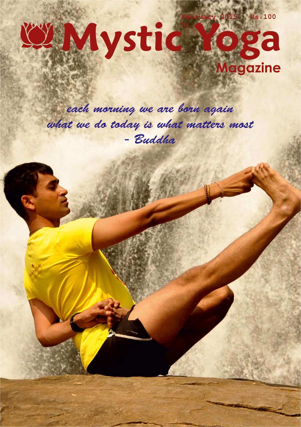 Mystic Yoga Magazine - February 2015