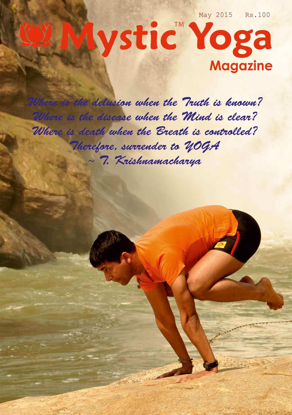 Mystic Yoga Magazine - May 2015