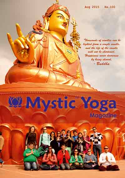 Mystic Yoga Magazine - Aug 2015