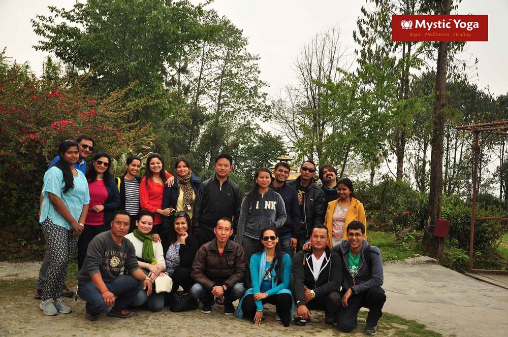 Mystic Yoga Retreat - Ravangla - March -2016 - 01.JPG