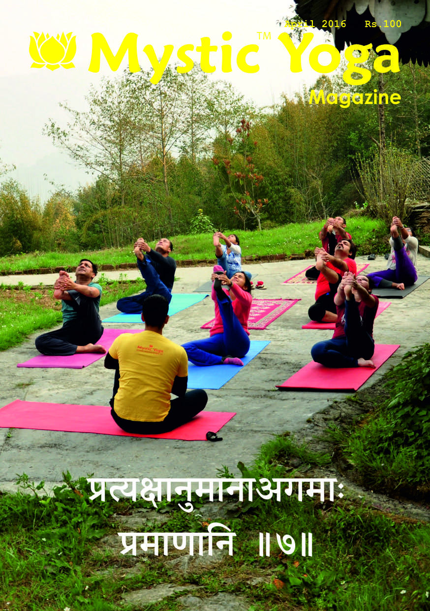 Mystic Yoga Magazine - April 2016