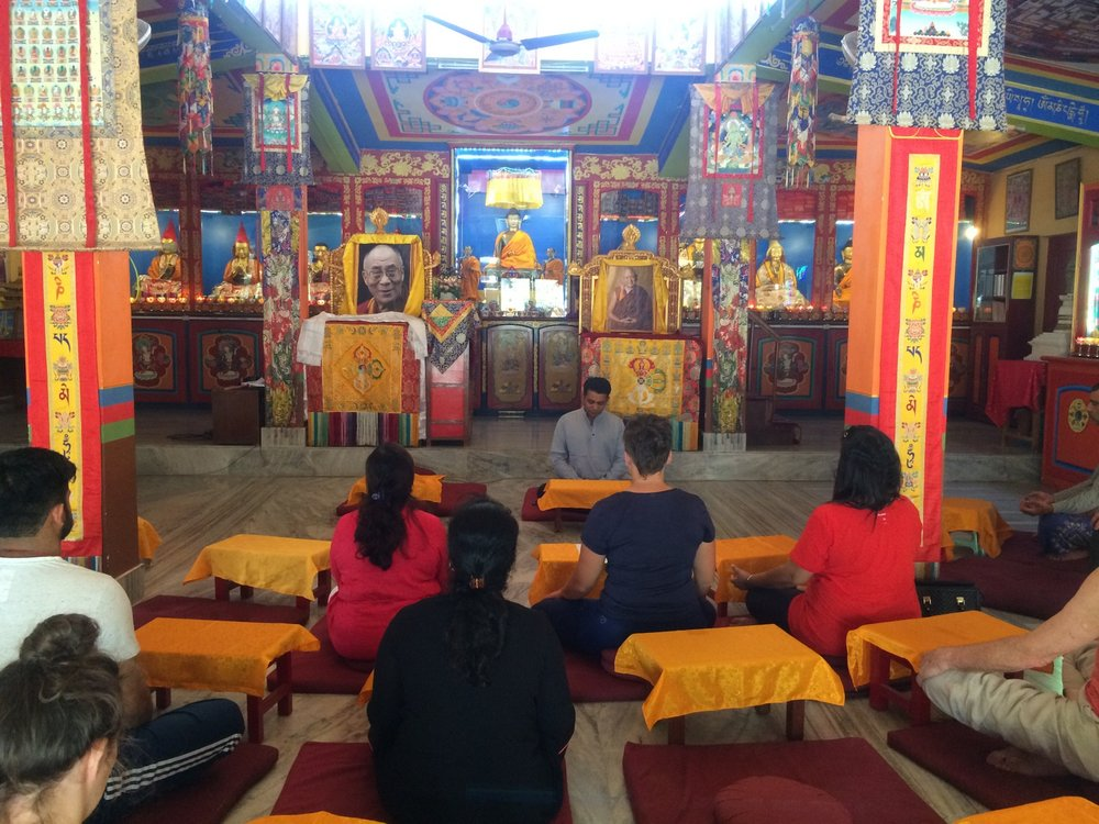 Mystic Yoga Retreat Bodh Gaya March 2018 -  (1).JPG
