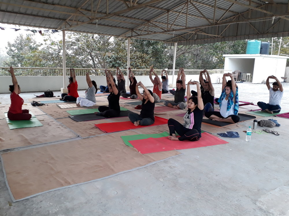 Mystic Yoga Retreat Bodh Gaya March 2018 -  (11).JPG