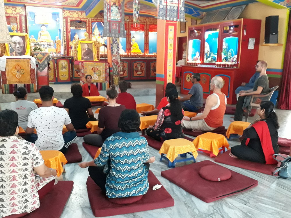Mystic Yoga Retreat Bodh Gaya March 2018 -  (16).JPG