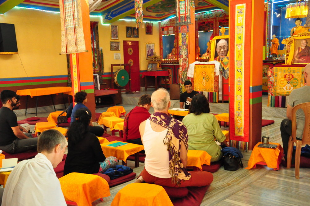 Mystic Yoga Retreat Bodh Gaya March 2018 -  (55).JPG