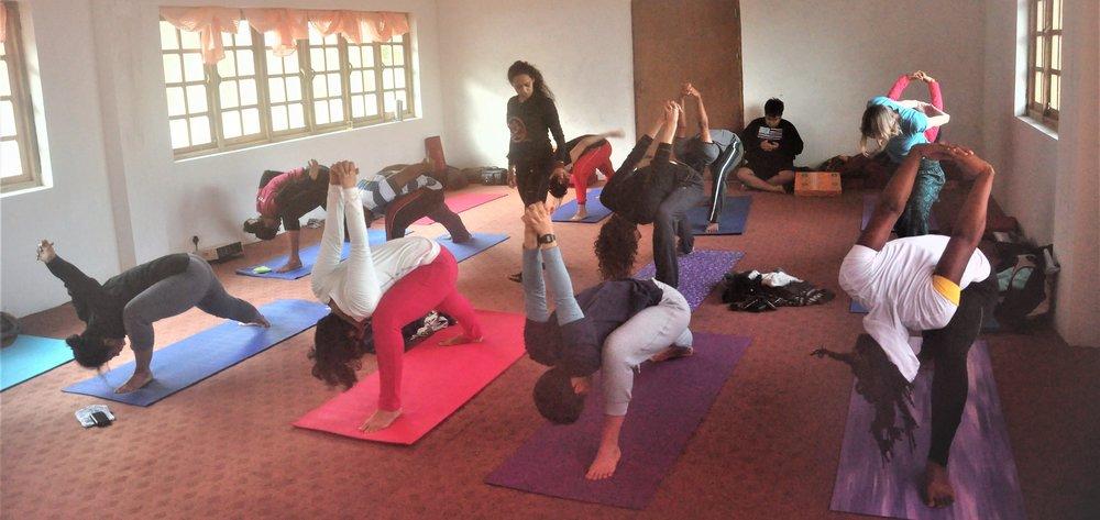 Mystic Yoga - Yoga Class - Karma Yoga Retreat