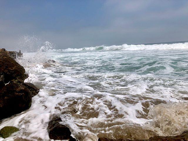 📸 . #beach  #photography  #malibu