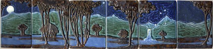 Ravenstone landscape tiles