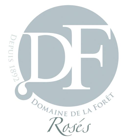 Gamme de Vins Rosés Domaine de la Foret