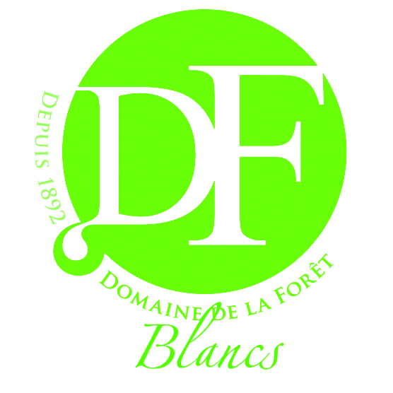 Gamme de vins blancs du Domaine de la Foret