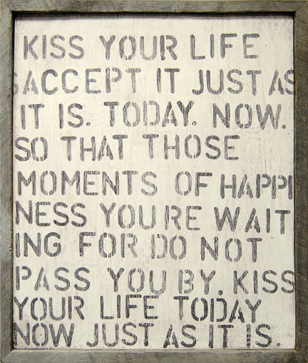 Kiss Your Life