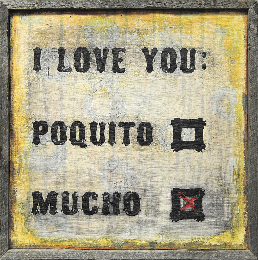 Love You Mucho