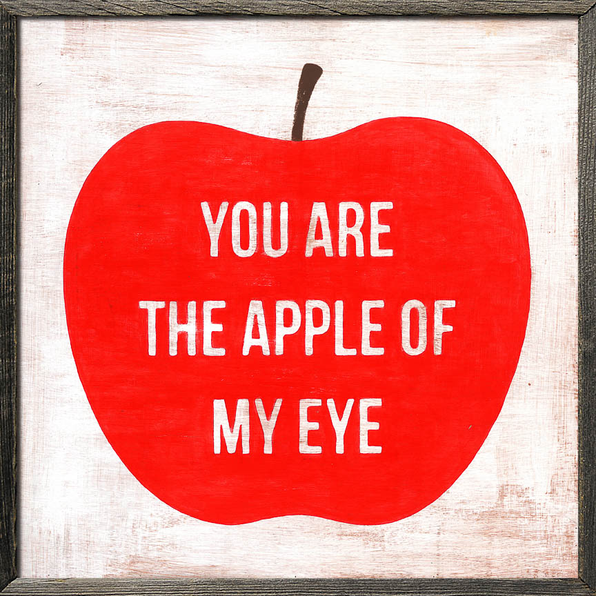 You Are The Apple