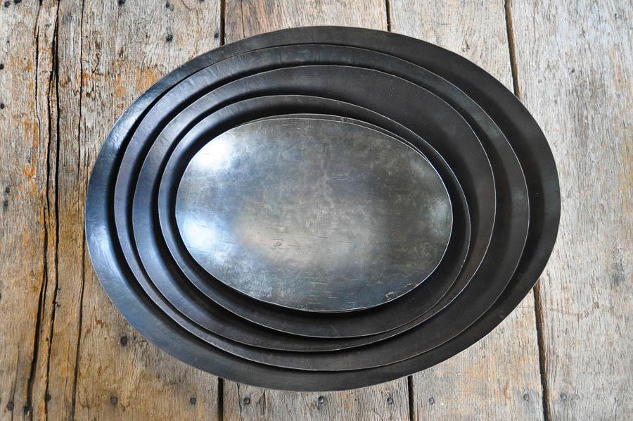 Metal Nesting Bowls