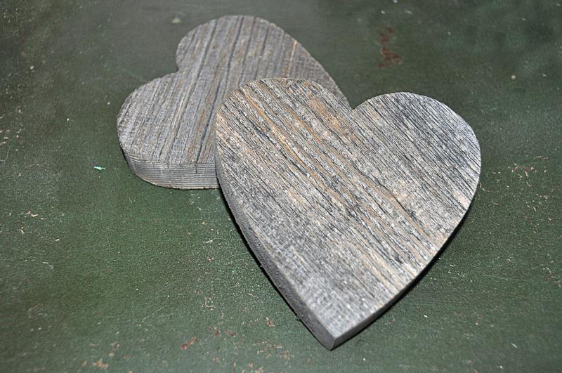 RECLAIMED HEARTS