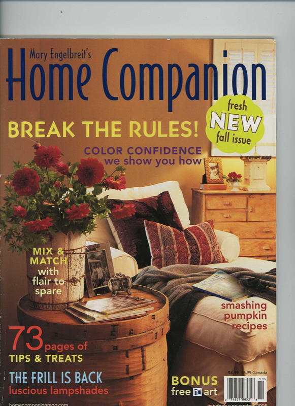 Home Companion (Cover)