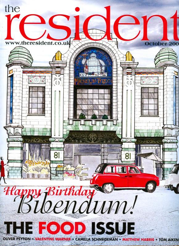 Resident (Cover)