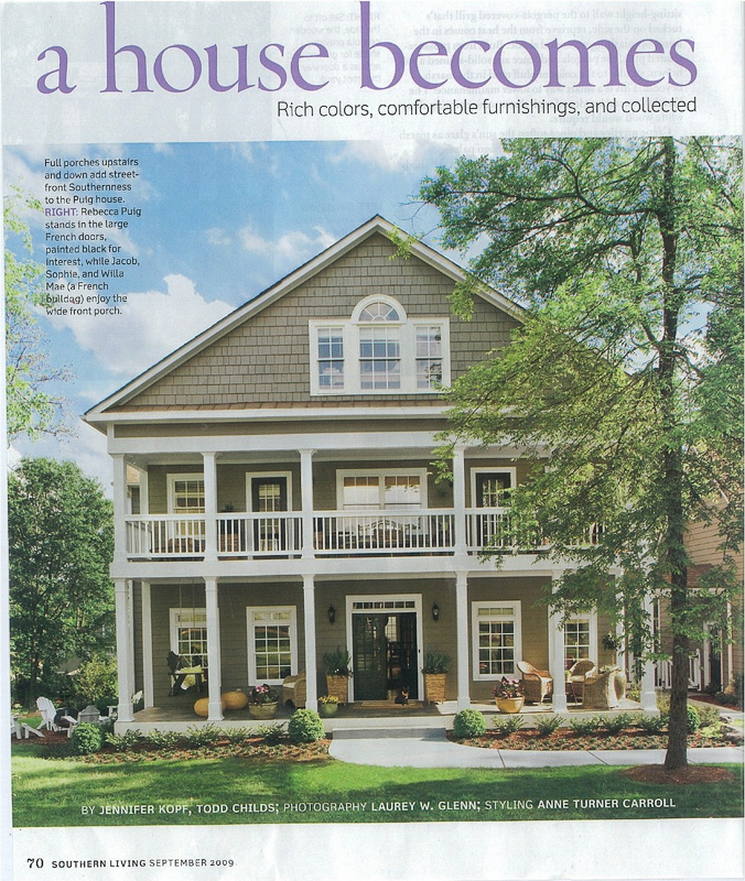 Southern Living (Inside)