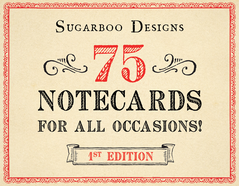 Click to see entire set of 75 (1st edition)