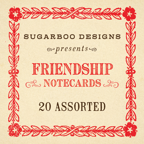 Friendship Notecard Set
