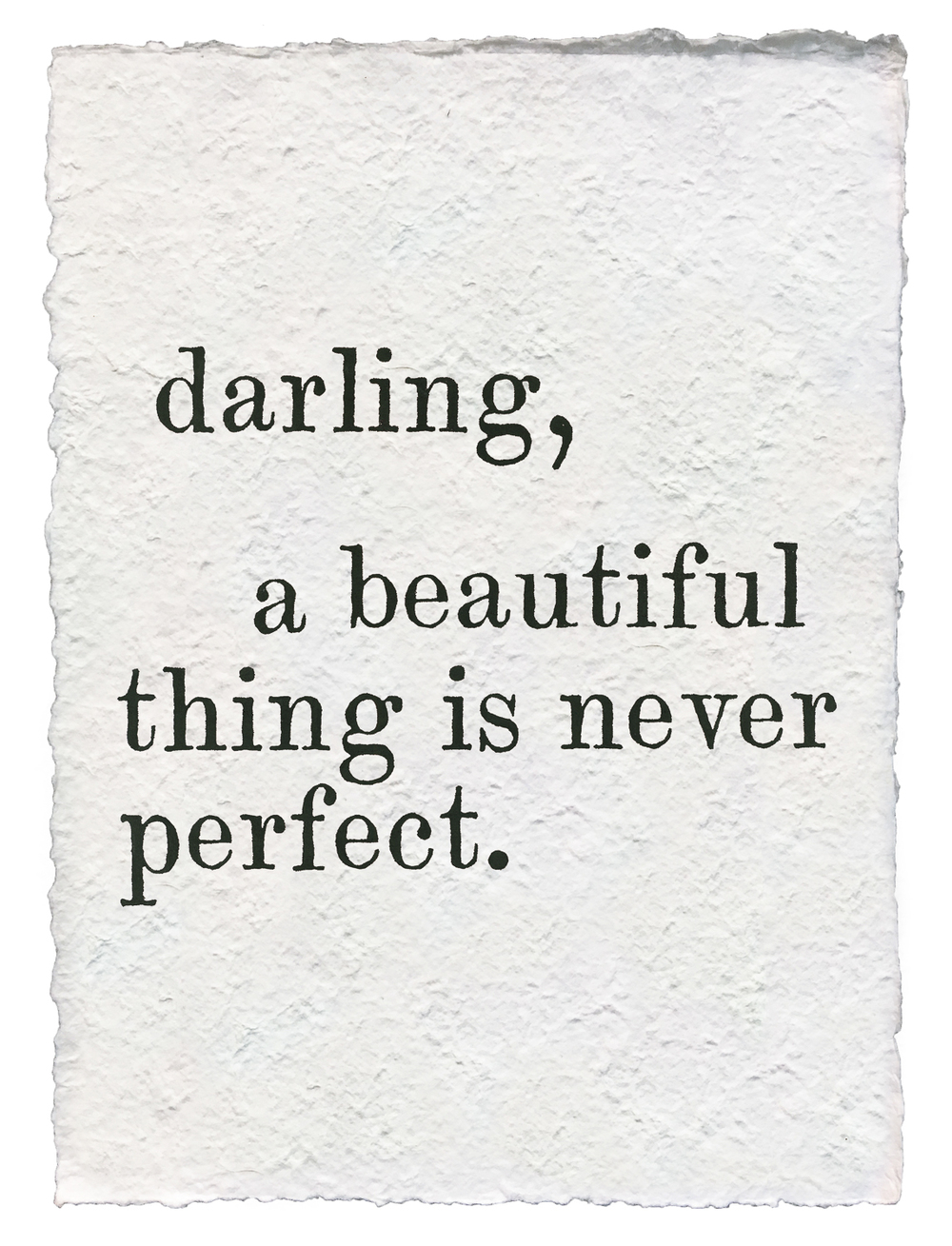 Darling A Beautiful Thing