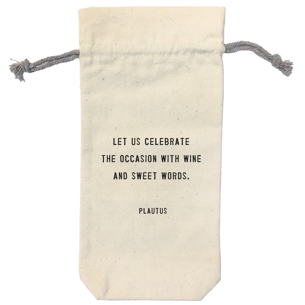 Let Us Celebrate