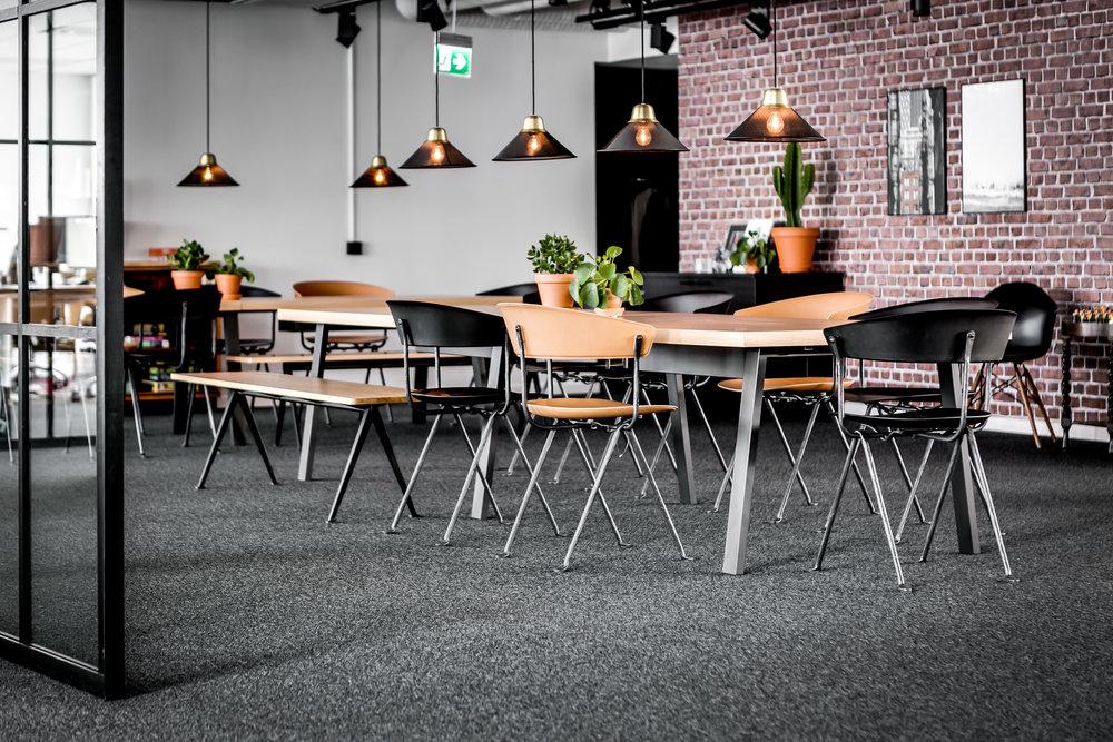 Co work space. Foto: Henrik Nero