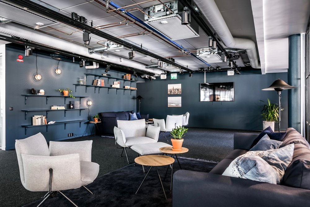 Lounge. Foto: Henrik Nero