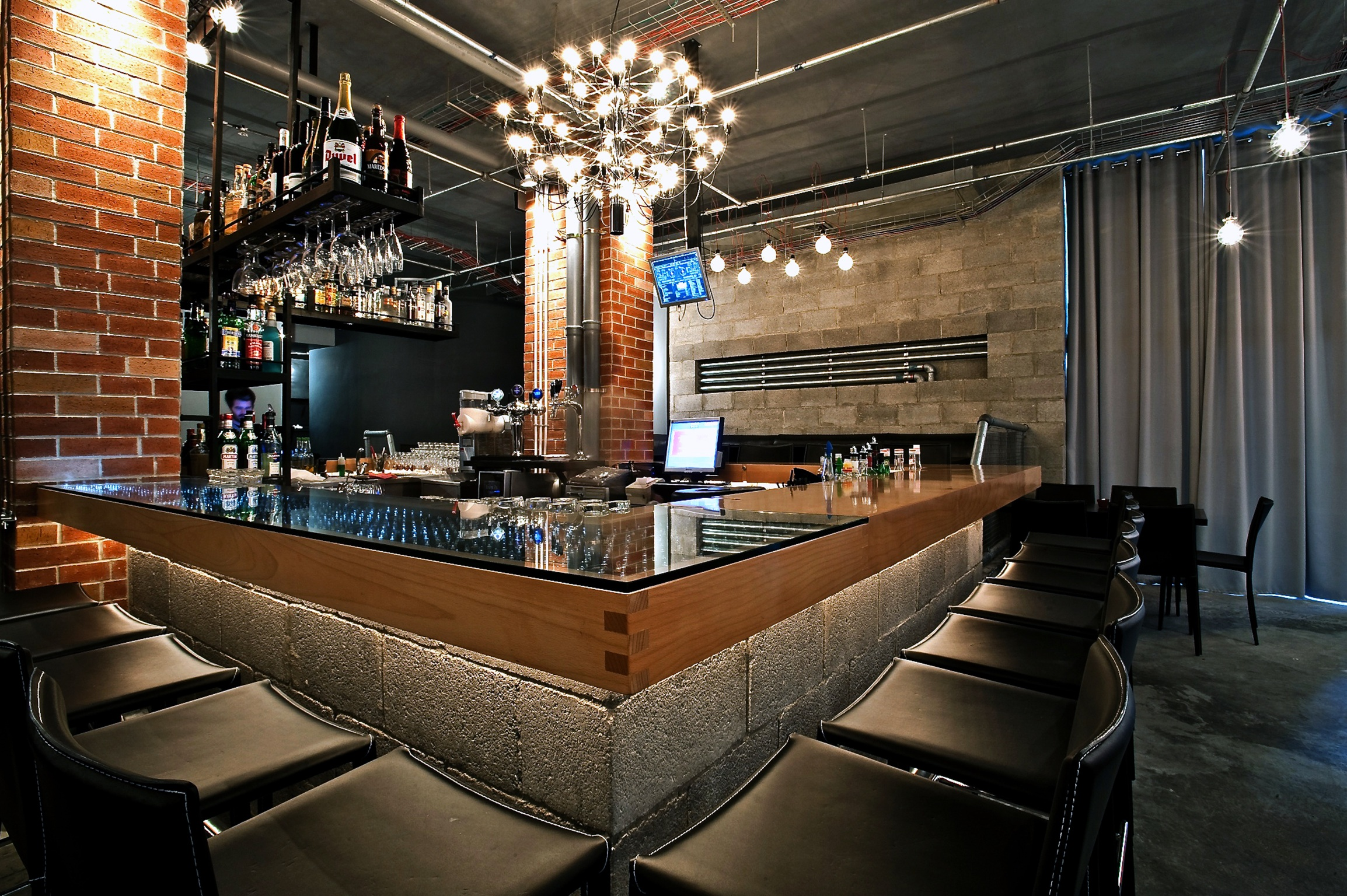 Bar — Bella Custom Cabinets