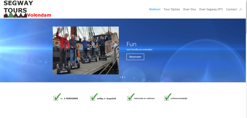 Segway Tours Volendam -screenshot.png