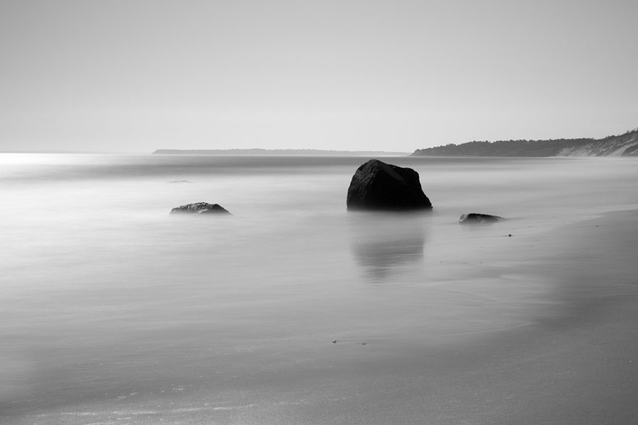 Long Exposure Becalmed - (c) Bob Bass