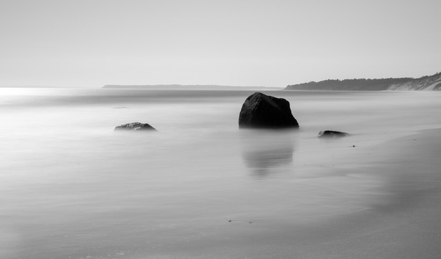 Long Exposure Becalmed   (c) Bob Bass