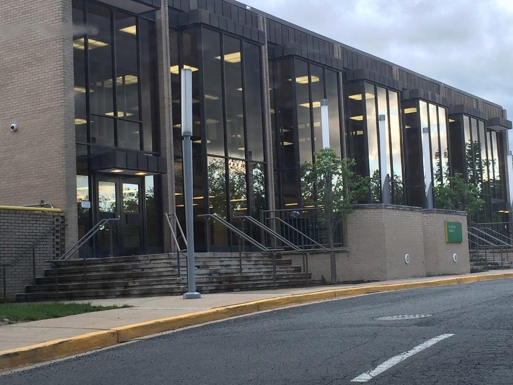 NoVA CC - CF Building