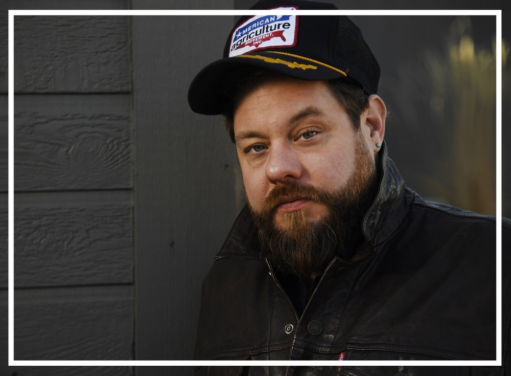 Nathaniel Rateliff's new album almost didn't happen at all
