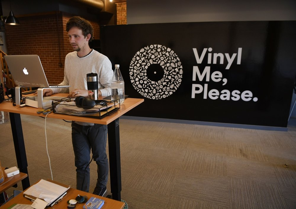 The record club is back. Denver's Vinyl Me, Please is leading the charge.