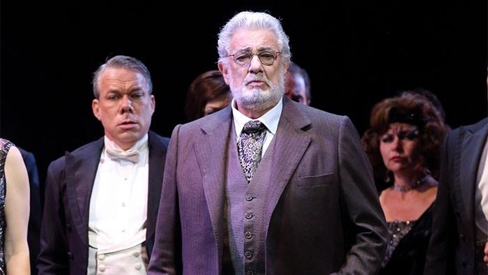 Plácido Domingo Giorgio Germont, La Traviata